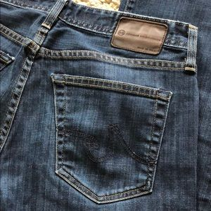AG The Protege straight leg denim jeans 31 Adriano